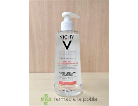 Vichy Puerete Thermal Agua Micelar