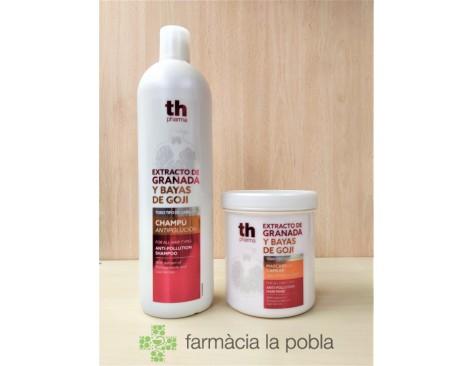 Th pharma Champú y Mascarilla  Extracto de Granada