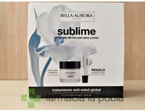 Bella Aurora Pack Sublime + contorno ojos