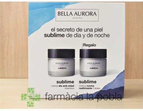 Bella Aurora Pack  Sublime crema día + noche