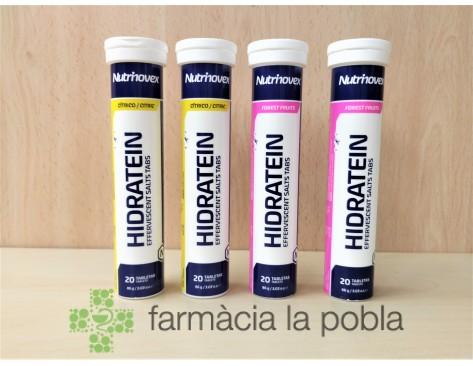 Nutrinovex Hidratein Effervescent Salts
