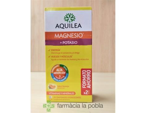 Aquilea Magnesio + Potasio