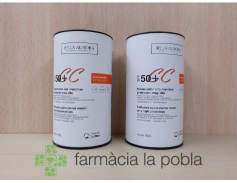 Bella Aurora CCCream SPF 50
