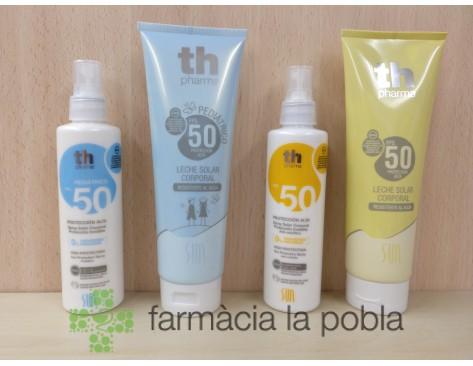 Th pharma proteccion solar SPF 50