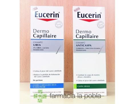 Eucerin Dermo Capillaire champú