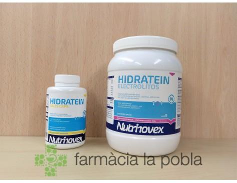 Nutrinovex Hidratein electrolitos