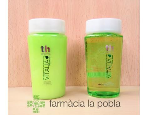 Th pharma leche y tonico facial