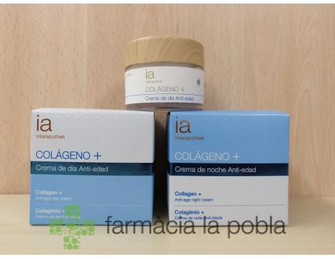 Interapothek Crema Antiedad Colágeno