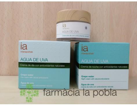 Interapothek Crema Agua de Uva