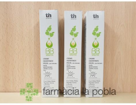 Crema hidratante facial BB Sensitive