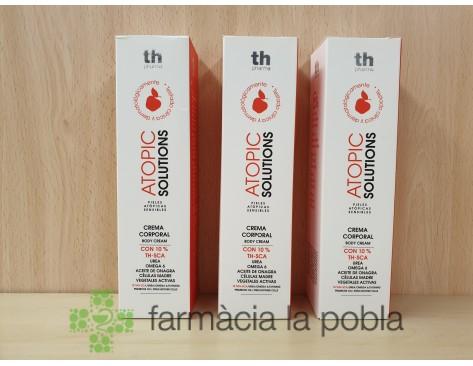 Crema corporal para pieles atópicas Th Pharma
