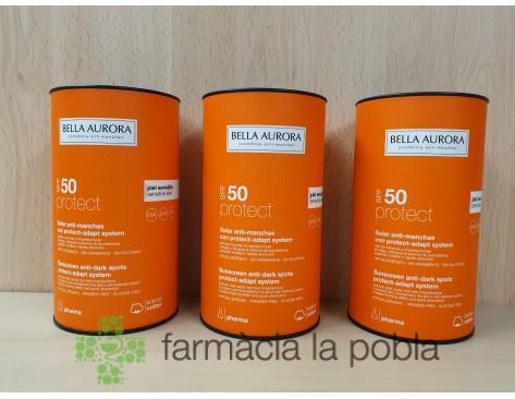 Protector solar Bella-Aurora SPF 50 protect