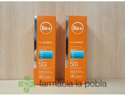 Be+ Ultra Fluido Facial SPF 50+ 50ML