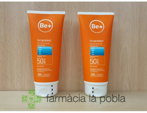 Be+ Skin Protect Dry Touch SPF 50+