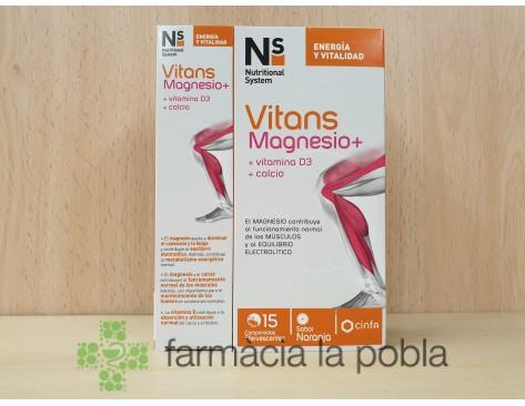 NS Vitans Magnesio +