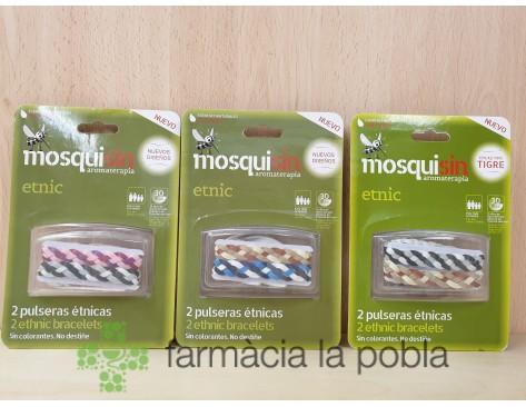 Mosquisin - Pulseras antimosquitos