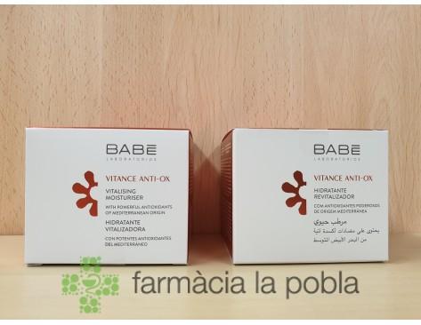 Babe Crema Hidratante Vitalizadora