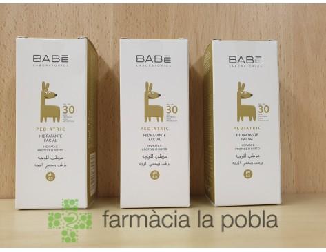Babe Crema Hidratante Facial Pediátrica