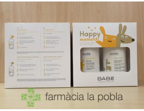 Pack Dúo Babe Gel y Leche Hidratante Corporal Pediátrics