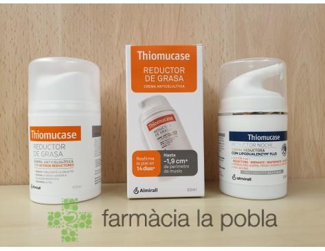 Pack Thiomucase reductor de grasa