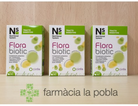 Ns Nutritional System Flora-biotic