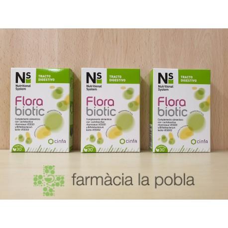 Ns Nutritional System Flora-biotic