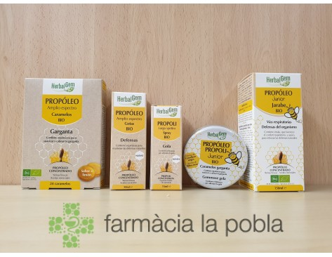 Pack Herbal Gem Propóleo BIO