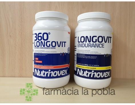 Nutrinovex Longovit 360º - Complemento Alimenticio