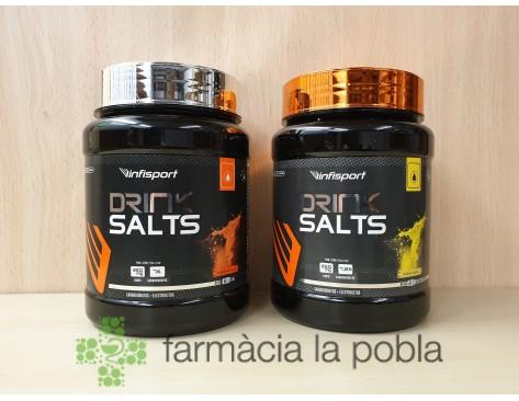 Variedad Infisport Drink Salts suplemento deportivo