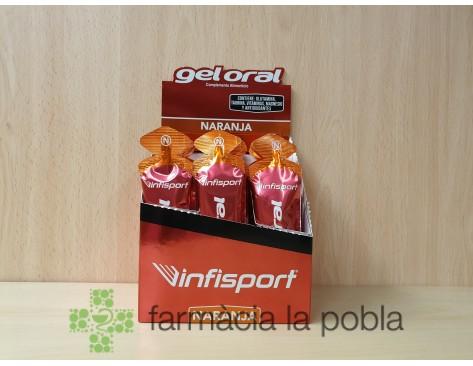 Infisport Gel Oral – Aporte energético